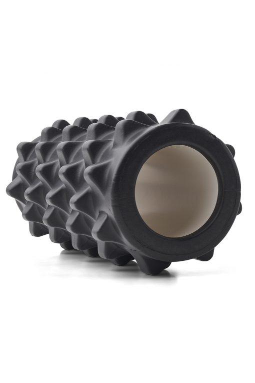Carite Texture Foam Roller Black