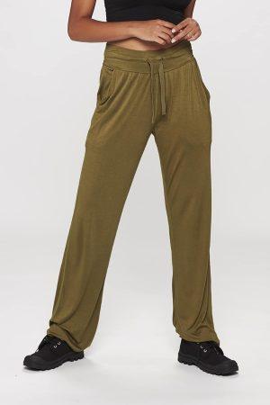 Carite High Waist Pants Capulet Olive