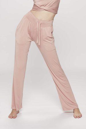 Carite High Waist Pants Misty Rose
