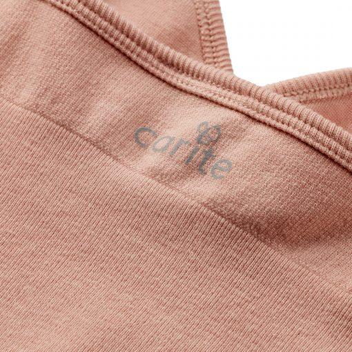 Køb Carite Longline Seamless Sports-Bh - DKK 250 | Carite