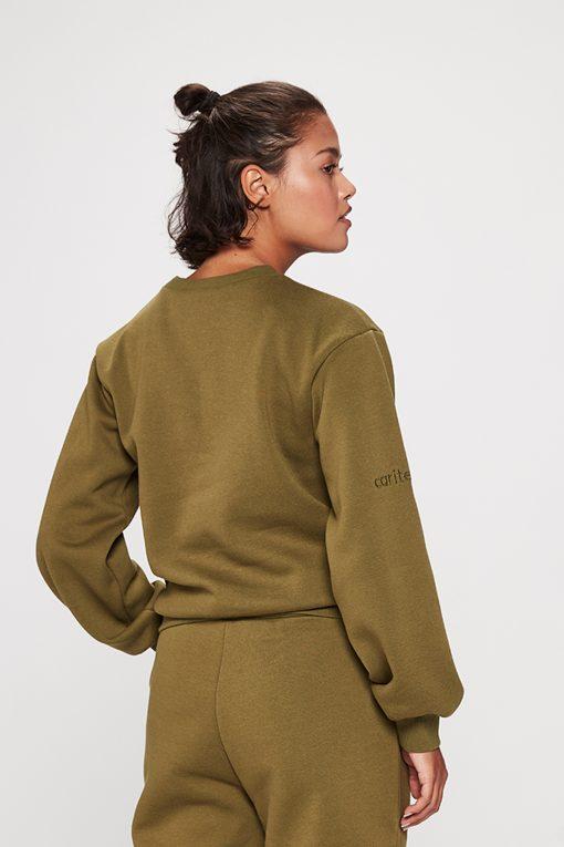 Køb Carite Round Neck Sweatshirt her - DKK 500   Carite