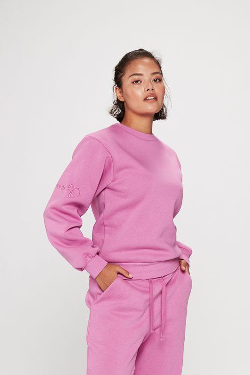 Køb Carite Round Neck Sweatshirt her - DKK 500 | Carite