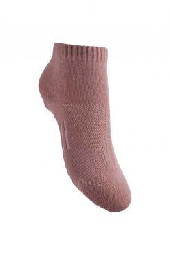 Carite Stretch Yoga Sock Misty Rose