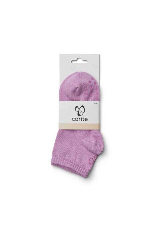 Carite Stretch Yoga Sock Crocus